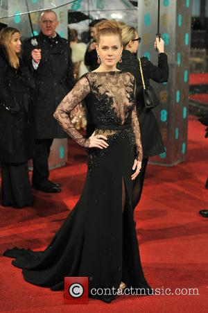 Amy Adams - EE BAFTA arrivals London United Kingdom Sunday 10th February 2013
