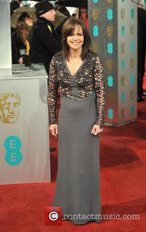 Sally Field - EE BAFTA arrivals London United Kingdom Sunday 10th February 2013