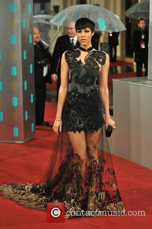 Zawe Ashton - EE BAFTA arrivals London United Kingdom Sunday 10th February 2013