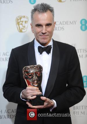 Daniel Day Lewis - BAFTAS Pressroom London England United Kingdom Sunday 10th February 2013