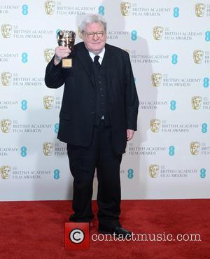 Alan Parker - Bafta Pressroom London United Kingdom Sunday 10th February 2013