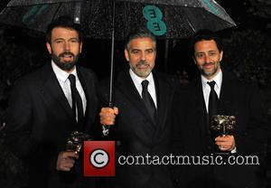 Ben Affleck, George Clooney and Grant Heslov