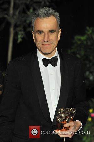 Daniel Day-Lewis - BAFTAS Afterparty