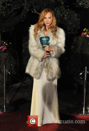 Juno Temple - BAFTAS Afterparty London England United Kingdom Sunday 10th February 2013