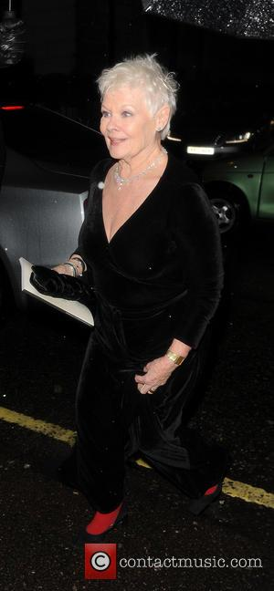 Judi Dench - Weinstein bafta party London United Kingdom Sunday 10th February 2013