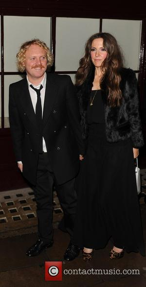 Leigh Francis and Jill Carter - Weinstein bafta party London United Kingdom Sunday 10th February 2013