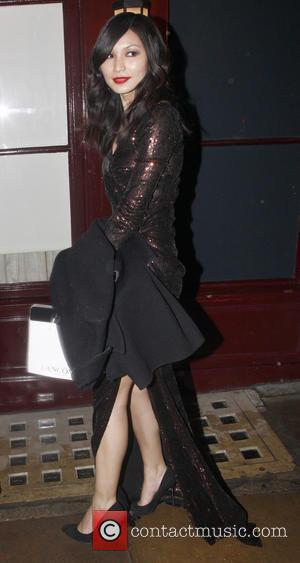 Gemma Chan - Weinstein BAFTA after party London United Kingdom Sunday 10th February 2013