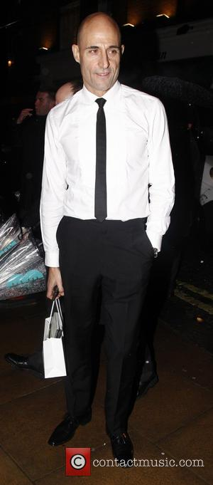 Mark Strong - Weinstein BAFTA after party London United Kingdom Sunday 10th February 2013