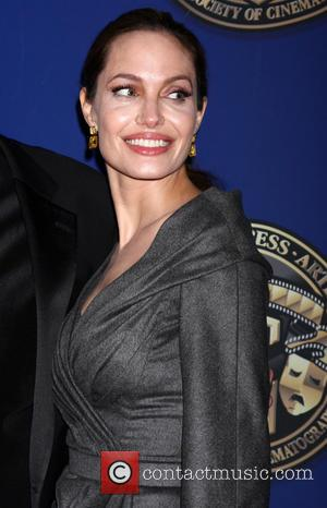 Angelina Jolie - The 2013 American Society of Cinematographers Awards Los Angeles California United States Sunday 10th February 2013