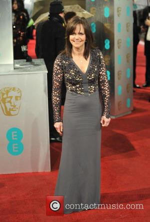 Sally Field - EE BAFTA arrivals London United Kingdom Sunday 10th February 2013
