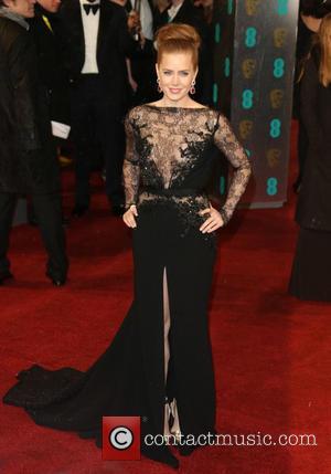Amy Adams - The 2013 EE British Academy Film Awards (BAFTA'S) London United Kingdom Sunday 10th February 2013