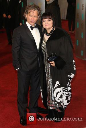 Dexter Fletcher and Wife Dalia Ibelhauptaite