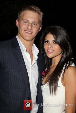 Alexander Ludwig and Nicole Marie