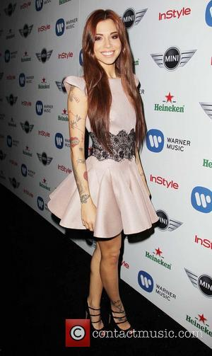 Christina Perri - The 55th Annual GRAMMY Awards - Warner Music Group 2013 Grammy Celebration Presented By Mini Los Angeles...
