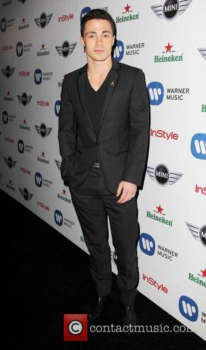 Colton Haynes - The 55th Annual GRAMMY Awards - Warner Music Group 2013 Grammy Celebration Presented By Mini Los Angeles...