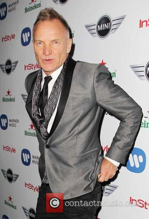 Sting - The 55th Annual GRAMMY Awards - Warner Music Group 2013 Grammy Celebration Presented By Mini at Grammy Awards...