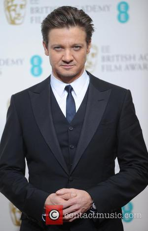 Jeremy Renner - The 2013 EE British Academy Film Awards held at the Royal Opera House - Pressroom - London,...
