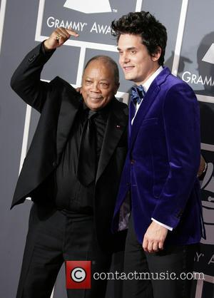 Quincy Jones and John Meyer