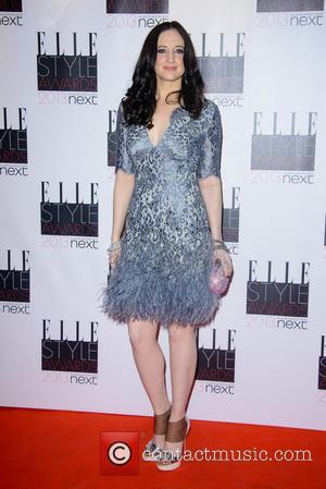 Andrea Riseborough - Elle Style Awards - London, United Kingdom - Monday 11th February 2013