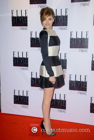 Chloe Moretz - Elle Style Awards - London, United Kingdom - Monday 11th February 2013
