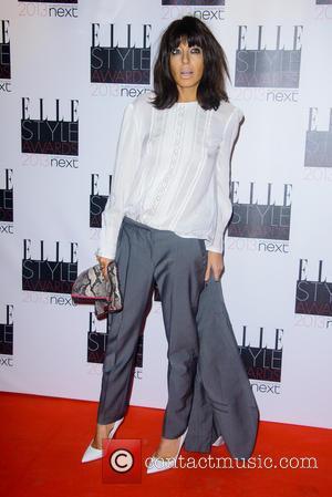 Claudia Winkleman - Elle Style Awards - London, United Kingdom - Monday 11th February 2013