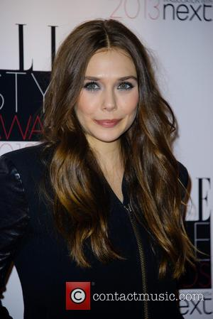 Elizabeth Olsen - Elle Style Awards - London, United Kingdom - Monday 11th February 2013