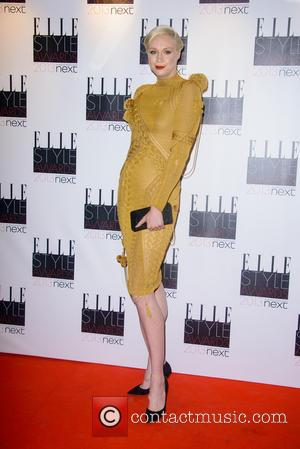 Gwendoline Christie - Elle Style Awards - London, United Kingdom - Monday 11th February 2013