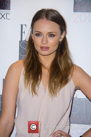 Laura Haddock - Elle Style Awards - London, United Kingdom - Monday 11th February 2013