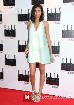Aluna George - Elle Style Awards arrivals