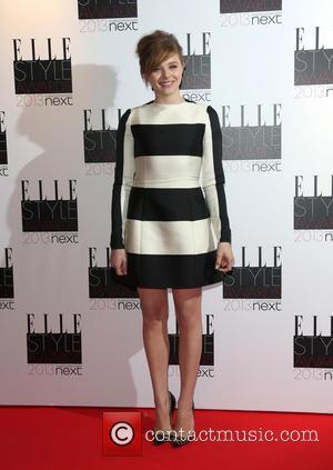 Chloe Moretz - Elle Style Awards arrivals - London, United Kingdom - Monday 11th February 2013