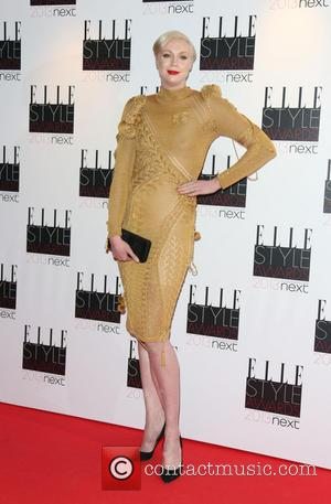 Gwendoline Christie - Elle Style Awards arrivals - London, United Kingdom - Monday 11th February 2013