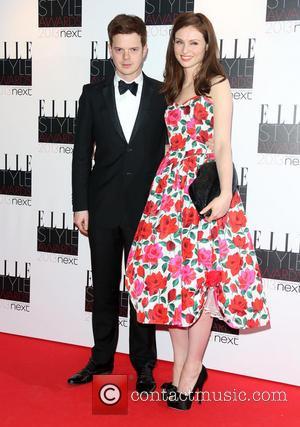 Richard Jones and Sophie Ellis-Bextor - Elle Style Awards arrivals - London, United Kingdom - Monday 11th February 2013