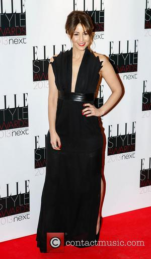 Rachel Stevens - Elle Style Awards - London, United Kingdom - Monday 11th February 2013