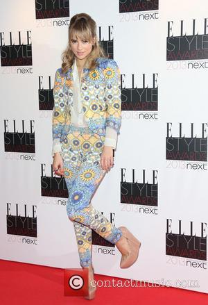Suki Waterhouse - Elle Style Awards 2013 - London, United Kingdom - Monday 11th February 2013