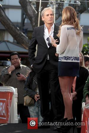 Michael Bolton - Celebrities at The Grove to appear on 'Extra' - Los Angeles, California, United States - Monday 11th...