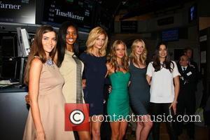Anne V, Adaora Cobb, Kate Bock, Natasha Barnard, Julie Henderson, Jessica Gomes and Jessica Perez