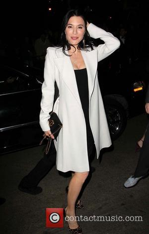 Jaime Murray - The 55th Annual GRAMMY Awards - Warner Music Group 2013 Grammy Celebration Presented By Mini Los Angeles...