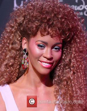 Madame Tussauds, Whitney Houston
