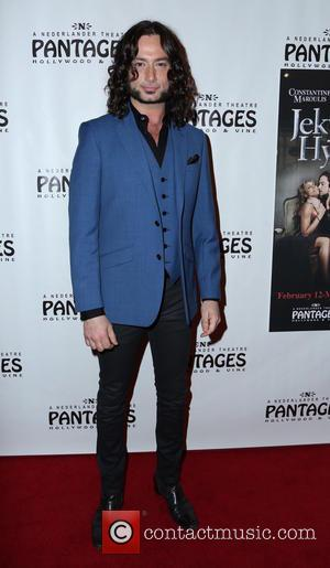 Constantine Maroulis - Jekyll and Hyde premiere - Hollywood, California, United Kingdom - Monday 11th February 2013