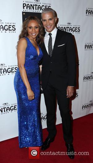 Deborah Cox and Jay Manuel