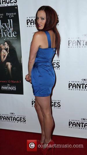 Jessica Sutta - Jekyll and Hyde premiere - Hollywood, California, United Kingdom - Monday 11th February 2013