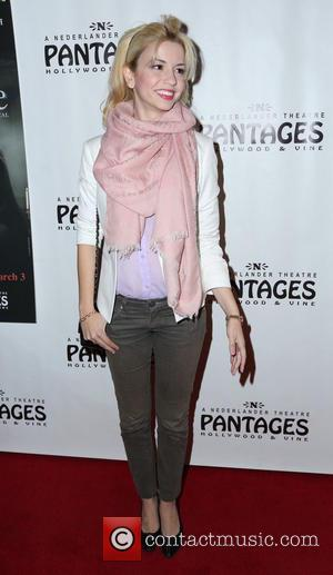 Masiela Lusha - Jekyll and Hyde premiere - Hollywood, California, United Kingdom - Monday 11th February 2013