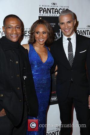 Tommy Davidson, Deborah Cox and Jay Manuel
