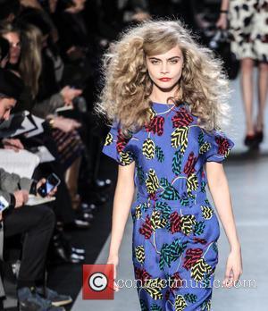 Marc Jacobs, Model and Cara Delavigne