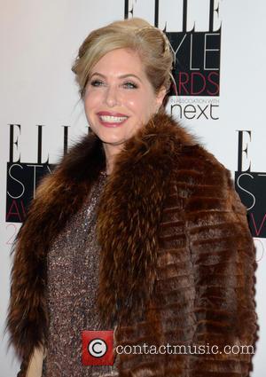 Brix Smith-Start - The Elle Style Awards 2013 - London, United Kingdom - Monday 11th February 2013