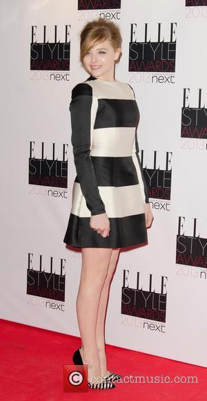 Chloe Moretz - The Elle Style Awards 2013 - London, United Kingdom - Monday 11th February 2013