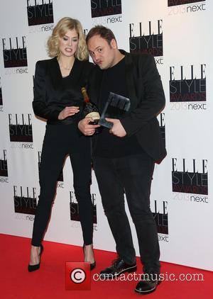 Rosamund Pike and Nicholas Kirkwood