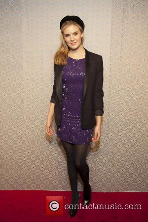 Maggie Grace - Alice and Olivia - Presentation at New York Fashion Week - New York City, United States -...