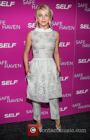 Julianne Hough - 'Safe Haven' New York Screening