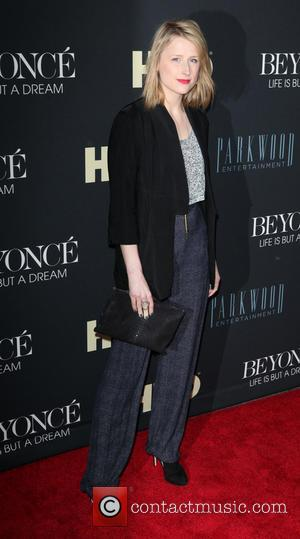 Mamie Gummer - 'Beyonce: Life Is But A Dream' New York Premiere at Ziegfeld Theater at The Ziegfeld Theatre 54th...